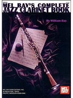 Complete Jazz Clarinet Book Books | Clarinet
