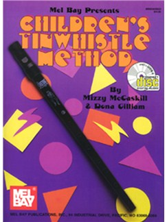 Children's Tinwhistle Method Books and CDs | Pennywhistle