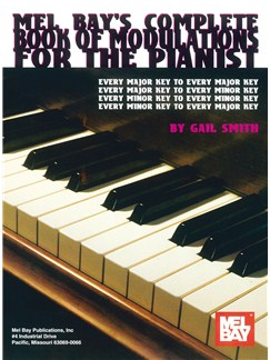 Complete Book of Modulations for the Pianist Books | Piano