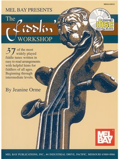 The Fiddlin' Workshop Books and CDs | Violin