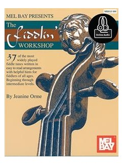The Fiddlin' Workshop Books | Violin