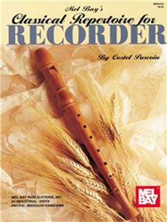 Classical Repertoire for Recorder Books | Soprano (Descant) Recorder