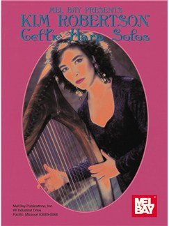 Kim Robertson: Celtic Harp Solos Books | Harp