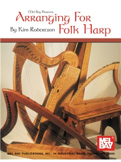 Arranging for Folk Harp Books | Harp