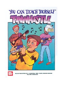 You Can Teach Yourself Tinwhistle Books and CDs | Tin Whistle