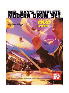 Complete Modern Drum Set Books and DVDs / Videos | Drums