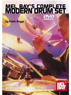 Briggs Frank Complete Modern Drum Set Drums Dvd DVDs / Videos | Drums