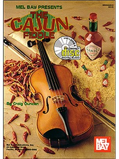 Craig Duncan: The Cajun Fiddle Books and CDs | Violin