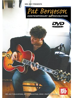 Pat Bergeson: Contemporary Improvisation DVDs / Videos | Guitar