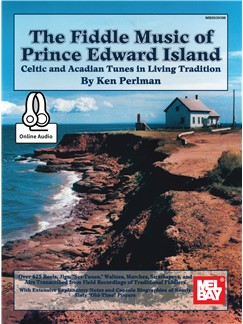 Ken Perlman: Fiddle Music Of Prince Edward Island (Book/Online Audio) Books and Digital Audio | Violin