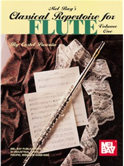 Classical Repertoire for Flute Volume One Books | Flute