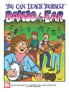 You Can Teach Yourself Banjo By Ear Books and CDs | Banjo, Banjo Tab