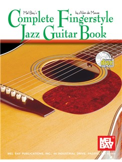 Complete Fingerstyle Jazz Guitar Books and CDs | Guitar