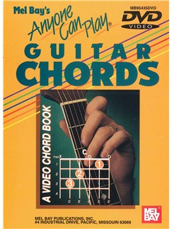 Anyone Can Play Guitar Chords DVDs / Videos | Guitar