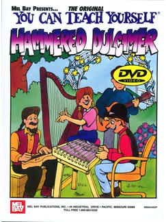You Can Teach Yourself Hammered Dulcimer Books and DVDs / Videos | Dulcimer