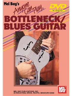 Anyone Can Play Bottleneck Blues Guitar DVDs / Videos | Guitar, Guitar Tab