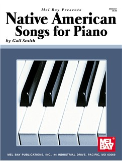 Native American Songs for Piano Solo Books | Piano