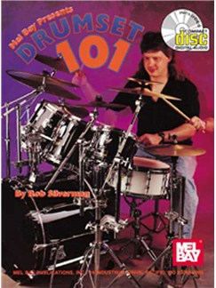 Drumset 101 Books and CDs | Drums