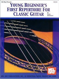 Young Beginner's First Repertoire for Classic Guitar Books | Guitar