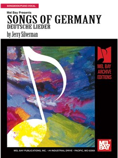 Songs of Germany Books | Piano, Voice