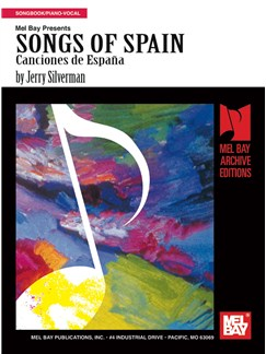 Songs of Spain Books | Piano, Voice