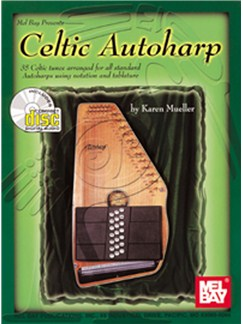 Celtic Autoharp Books and CDs | Autoharp, Zither
