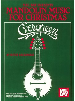 Evergreen/Mandolin Music for Christmas Books | Mandolin