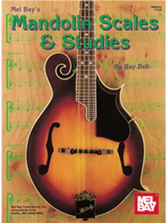 Mandolin Scales & Studies Books | Mandolin