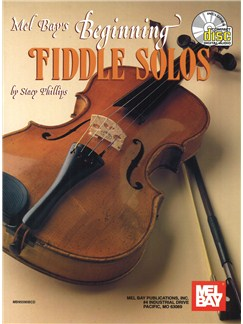 Beginning Fiddle Solos Books and CDs | Violin