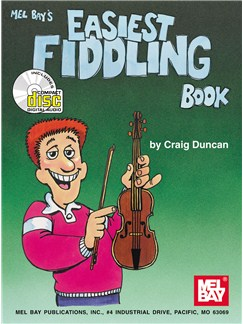Easiest Fiddling Book Books and CDs | Violin