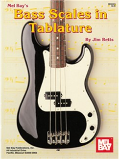 Bass Scales in Tablature Books | Bass Guitar, Bass Guitar Tab