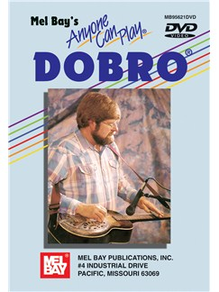 Anyone Can Play Dobro Guitar (Resonator) Dvd DVDs / Videos |