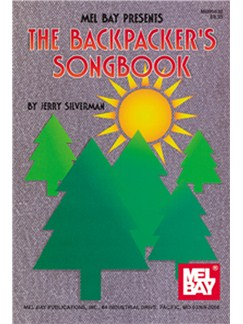 The Backpacker's Songbook Books | Guitar, Guitar Tab