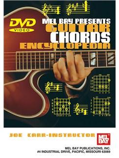 Guitar Chords Encyclopedia DVDs / Videos | Guitar