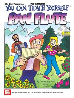 You Can Teach Yourself Pan Flute Books and CDs | Panpipes