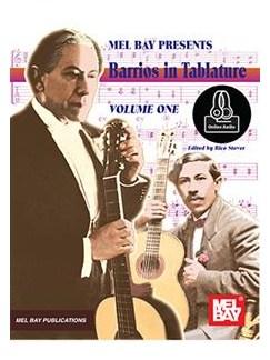 Barrios In Tablature - Volume 1 Books | Guitar