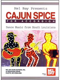 Cajun Spice for Accordion Books | Accordion