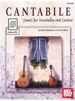 Cantabile Books | Guitar, Mandolin