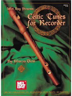 Celtic Tunes for Recorder Books | Recorder