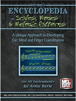 Encyclopedia of Scales, Modes and Melodic Patterns Books | All Instruments
