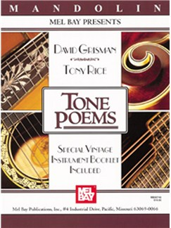 Tone Poems for Mandolin Books | Mandolin