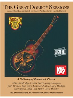 The Great Dobro Sessions Books | Guitar Tab, Dobro