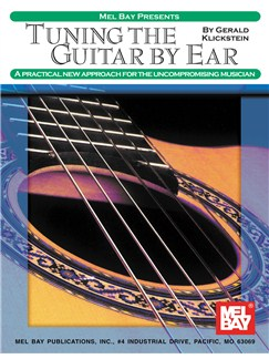 Tuning the Guitar By Ear Books | Guitar