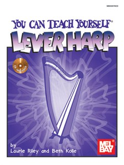 You Can Teach Yourself Lever Harp Books and CDs | Harp