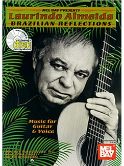 Laurindo Almeida - Brazilian Reflections Books and CDs | Guitar