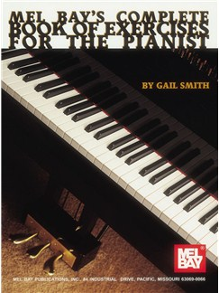Complete Book of Exercises for the Pianist Books | Piano