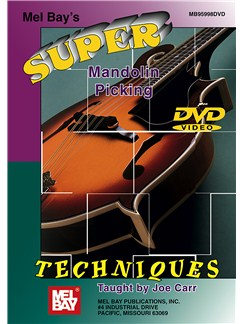 Super Mandolin Picking Techniques DVDs / Videos | Mandolin