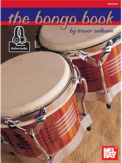 Trevor Salloum: The Bongo Book (Book/Online Audio) Books and Digital Audio | Bongos