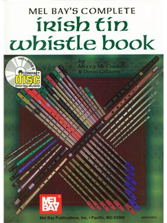 Complete Irish Tin Whistle Books and CDs | Tin Whistle