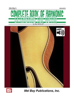 Complete Book Of Harmonic Extensions For Guitar Books | Guitar